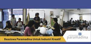 Beasiswa S1 Dalam Negeri dari Universitas Paramadina, Pendaftaran Terakhir 2 Juni 2017