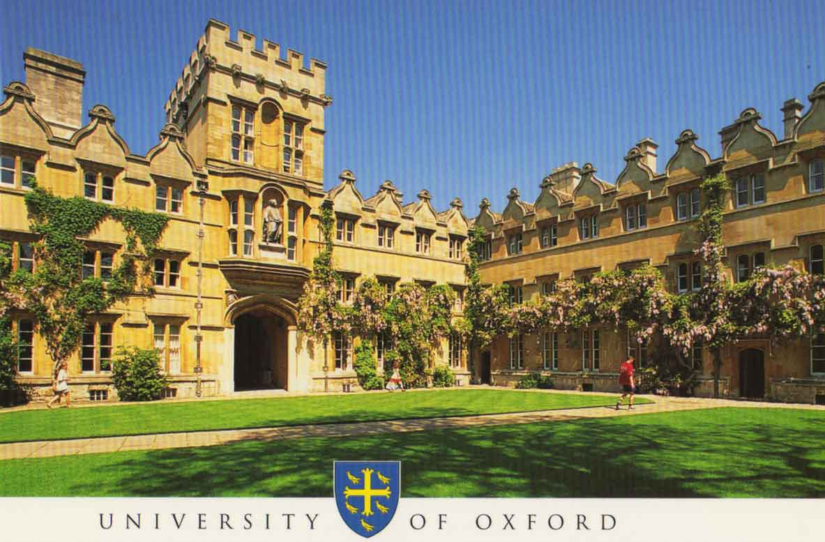BEASISWA S2 OXFORD UNIVERSITY TAHUN 2018-2019 FULLY FUNDED