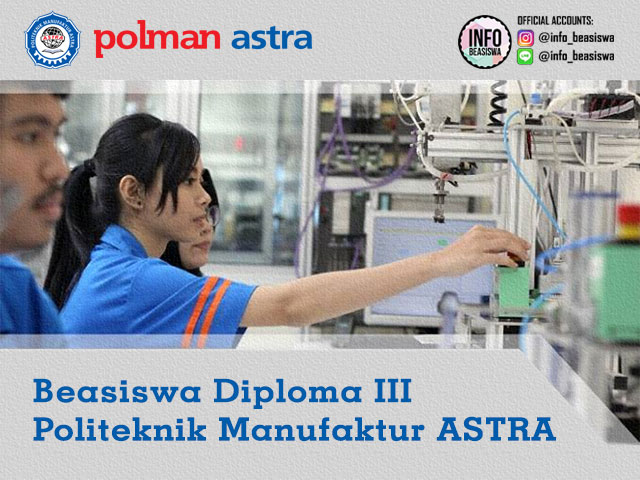 Astra Memberikan Beasiswa Program D3 Untuk Lulusan SLTA