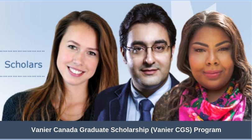 Vanier-Canada-Graduate-Scholarship-Vanier-CGS-Program-2018