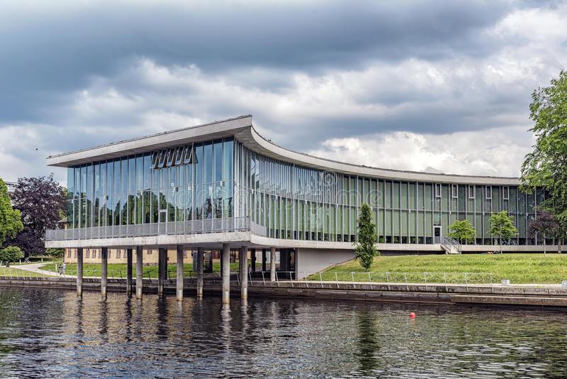 halmstad-university-library-halstad-s-river-72486579