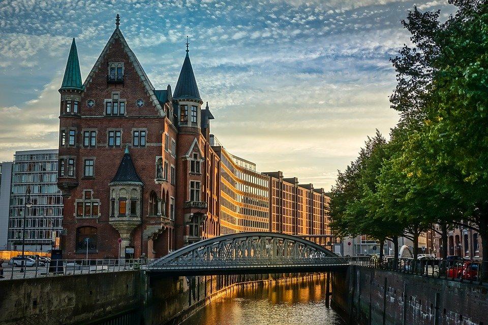 Hamburg Germany Pixabay
