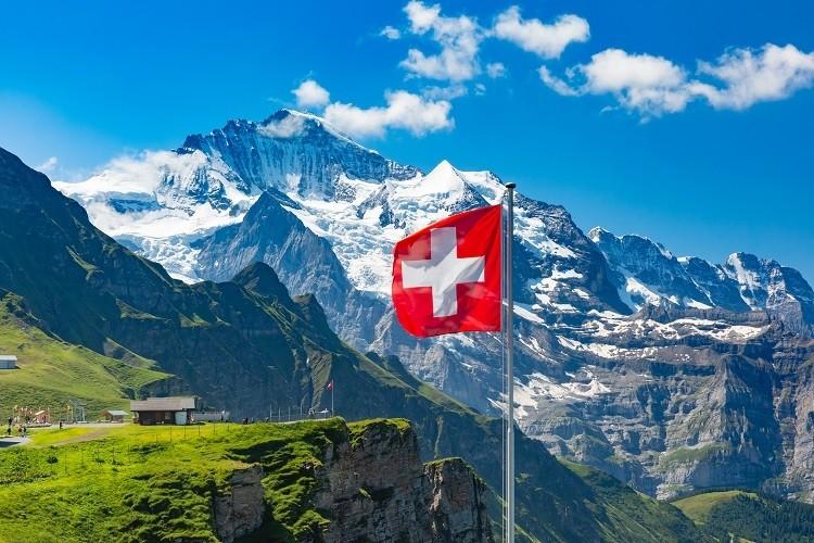 Mannlichen viewpoint, Switzerland