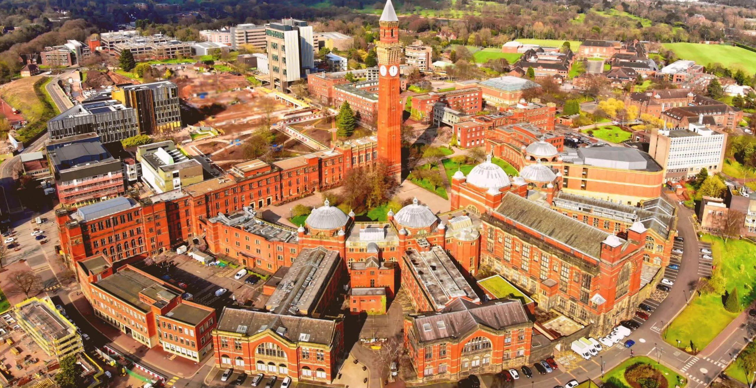 Beasiswa Program S2 di University of Birmingham
