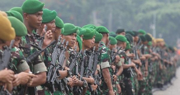 Pendaftaran Tamtama TNI AD untuk Lulusan Minimal SMP/Sederajat