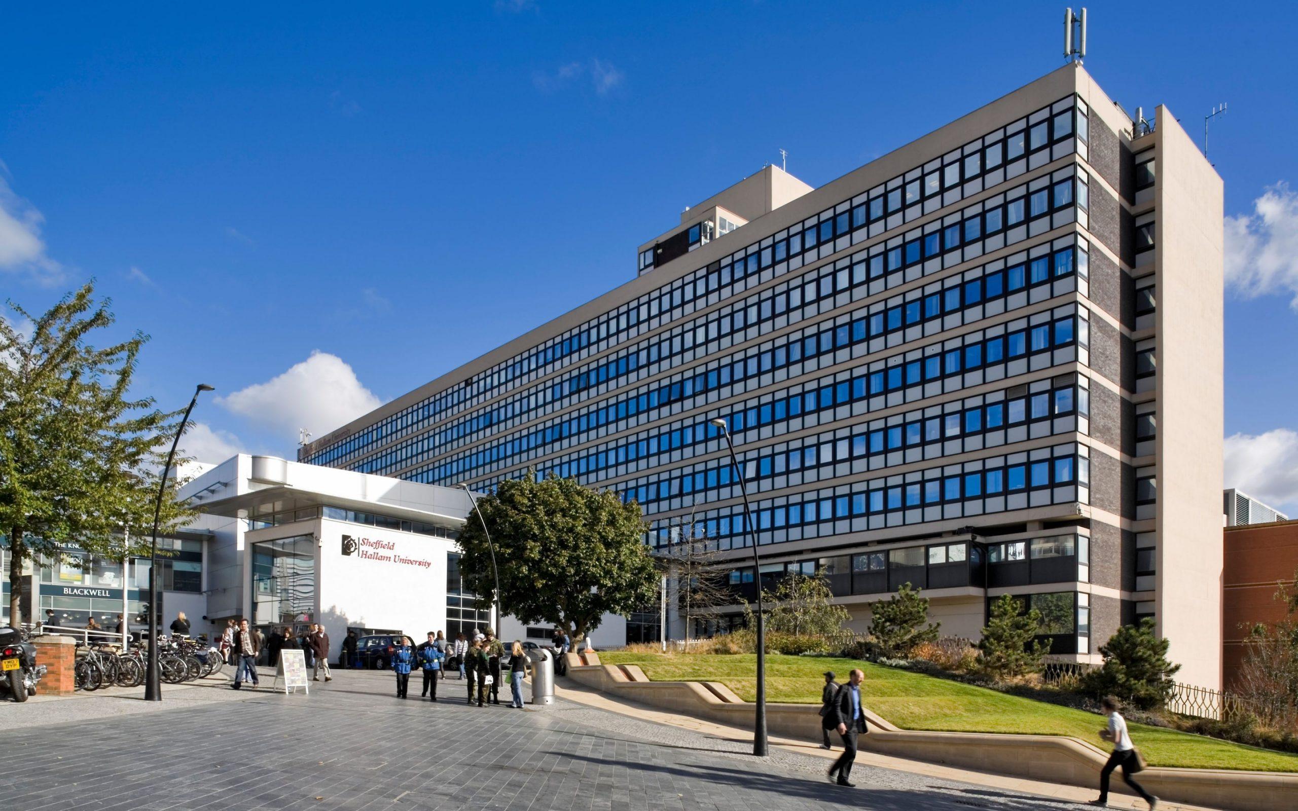 Beasiswa Sheffield Hallam University Program S1 dan S2, Deadline 31 Mei 2021