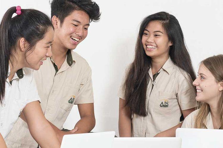 Beasiswa AIS Program International Baccalaureate (IB) untuk Pelajar SMA Kelas 10, Deadline 30 APRIL 2021